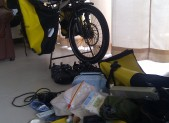 Packing the Panniers....