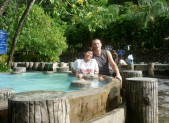 Hot Spring in Ranong