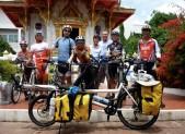 With Si sa ket bicycle gang